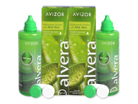 alensa.at - Kontaktlinsen - Pflegemittel Alvera 2x 350 ml