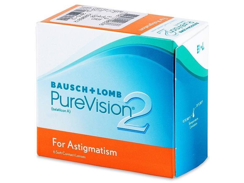 PureVision 2 forAstigmatism (6Linsen)
