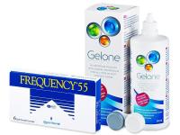 alensa.at - Kontaktlinsen - Frequency 55 (6Linsen)