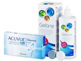 Acuvue Advance PLUS (6Linsen) +Gelone360ml