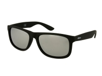 alensa.at - Kontaktlinsen - Sonnenbrille Alensa Sport Black Silver Mirror