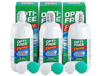 alensa.at - Kontaktlinsen - OPTI-FREE Express 3 x 355 ml