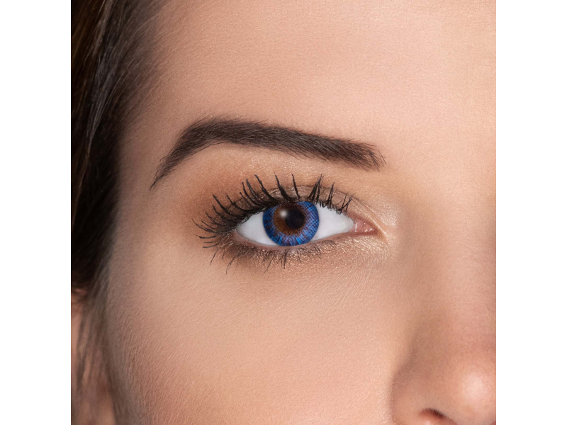 Air Optix Colors - Blue - mit Stärke (2Linsen)