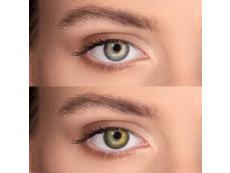 Air Optix Colors - Gemstone Green - ohne Stärke (2Linsen)