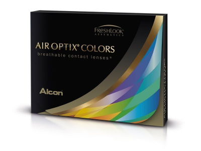 Air Optix Colors - Green - ohne Stärke (2Linsen)