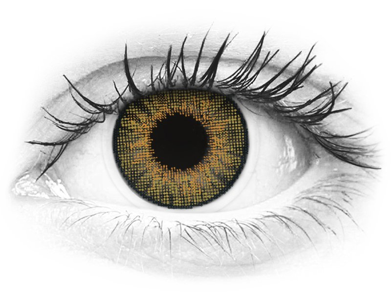 Air Optix Colors - Pure Hazel - ohne Stärke (2Linsen)
