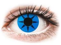 alensa.at - Kontaktlinsen - ColourVUE Crazy Lens - Blue Star - ohne Stärke