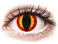 alensa.at - Kontaktlinsen - ColourVUE Crazy Lens - Dragon Eyes - ohne Stärke