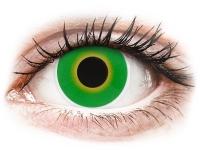 alensa.at - Kontaktlinsen - ColourVUE Crazy Lens - Hulk Green - ohne Stärke