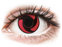 alensa.at - Kontaktlinsen - ColourVUE Crazy Lens - Mangekyu - ohne Stärke
