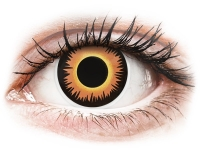 alensa.at - Kontaktlinsen - ColourVUE Crazy Lens - Orange Werewolf - ohne Stärke