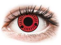 alensa.at - Kontaktlinsen - ColourVUE Crazy Lens - Sasuke - ohne Stärke
