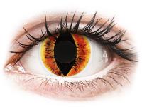 alensa.at - Kontaktlinsen - ColourVUE Crazy Lens - Saurons Eye - ohne Stärke