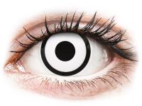 alensa.at - Kontaktlinsen - ColourVUE Crazy Lens - White Zombie - mit Stärke