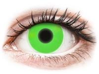alensa.at - Kontaktlinsen - ColourVUE Crazy Glow Green - ohne Stärke