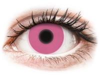 alensa.at - Kontaktlinsen - ColourVUE Crazy Glow Pink - ohne Stärke