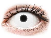 alensa.at - Kontaktlinsen - ColourVUE Crazy Glow White - ohne Stärke