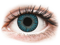 alensa.at - Kontaktlinsen - TopVue Color Tageslinsen - Blue - mit Stärke