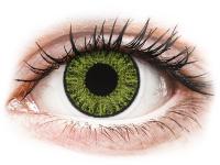 alensa.at - Kontaktlinsen - TopVue Color Tageslinsen - Fresh green - mit Stärke