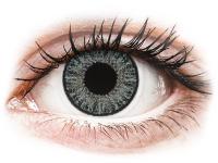 alensa.at - Kontaktlinsen - TopVue Color Tageslinsen - Soft Grey - mit Stärke
