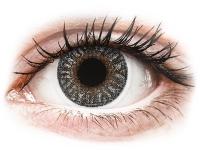 alensa.at - Kontaktlinsen - TopVue Color - Grey - mit Stärke