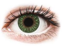 alensa.at - Kontaktlinsen - TopVue Color - Green - mit Stärke