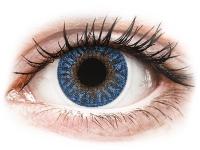 alensa.at - Kontaktlinsen - TopVue Color - True Sapphire - mit Stärke