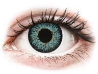 alensa.at - Kontaktlinsen - ColourVUE Glamour Aqua - ohne Stärke
