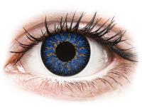 alensa.at - Kontaktlinsen - ColourVUE Glamour Blue - ohne Stärke