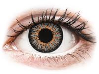 alensa.at - Kontaktlinsen - ColourVUE Glamour Grey - ohne Stärke