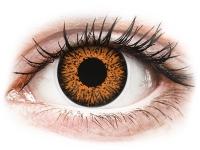 alensa.at - Kontaktlinsen - ColourVUE Glamour Honey - ohne Stärke