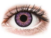 alensa.at - Kontaktlinsen - ColourVUE Glamour Violet - ohne Stärke