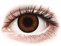 alensa.at - Kontaktlinsen - ColourVUE BigEyes Pretty Hazel - ohne Stärke