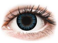 alensa.at - Kontaktlinsen - ColourVUE BigEyes Cool Blue - mit Stärke