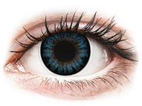 alensa.at - Kontaktlinsen - ColourVUE BigEyes Cool Blue - ohne Stärke