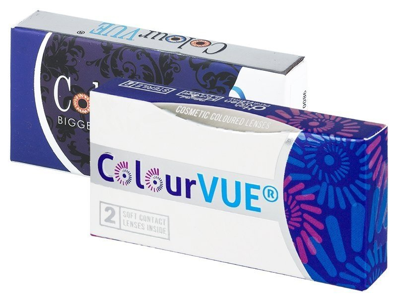 ColourVUE 3 Tones Brown - mit Stärke (2Linsen)