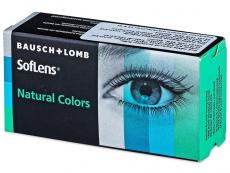 SofLens Natural Colors Topaz - ohne Stärke (2 Linsen)