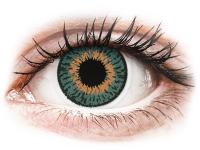 alensa.at - Kontaktlinsen - Expressions Colors Aqua - ohne Stärke