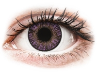 alensa.at - Kontaktlinsen - FreshLook ColorBlends Amethyst - mit Stärke