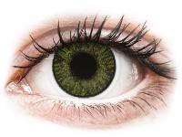 alensa.at - Kontaktlinsen - FreshLook ColorBlends Green - mit Stärke