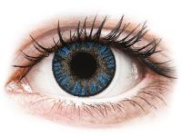 alensa.at - Kontaktlinsen - FreshLook ColorBlends True Sapphire - ohne Stärke