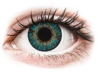 alensa.at - Kontaktlinsen - FreshLook ColorBlends Turquoise - ohne Stärke