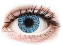alensa.at - Kontaktlinsen - FreshLook Colors Sapphire Blue - mit Stärke