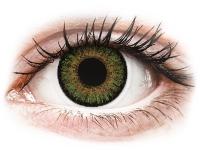 alensa.at - Kontaktlinsen - FreshLook One Day Color Green - mit Stärke