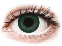 alensa.at - Kontaktlinsen - FreshLook Dimensions Carribean Aqua - ohne Stärke