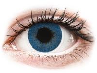 alensa.at - Kontaktlinsen - FreshLook Dimensions Pacific Blue - mit Stärke