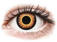 alensa.at - Kontaktlinsen - ColourVUE Crazy Lens - Orange Werewolf - Tageslinsen ohne Stärke