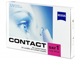 Carl Zeiss Contact Day 1 (30 Linsen) - Wöhlk-Contact-Linsen (Carl Zeiss)