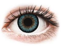 alensa.at - Kontaktlinsen - ColourVUE 3 Tones Aqua - ohne Stärke