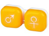 alensa.at - Kontaktlinsen - Behälter man&woman - gelb